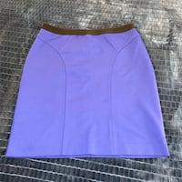Blue stretchy skirt Sz 12 Toronto, M2N 7C2