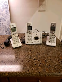 Cordless AT&T Digital Phone and Answering System Mount Pleasant, 29466