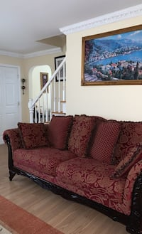 3 piece couch set in good condition Clifton, 07013