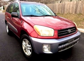 2002 Toyota Rav 4 : Engine Transmission Great