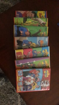 7 Wiggles kids movies New Bedford, 02740