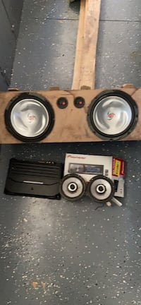 Cheap!!!! Car stereo system