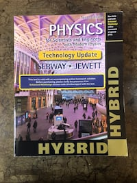 Physics for Scientists and Engineers Textbook Toronto, M3K