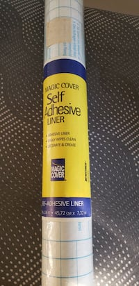 Brand new clear adhesive  Oxon Hill, 20745