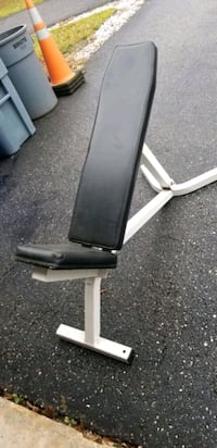 Maxicam adjustable seated/incline bench
