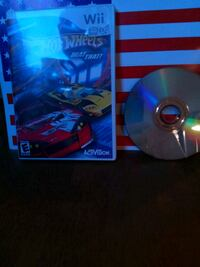 Wii game hot wheels beat that with booklet $5  Indianapolis, 46234
