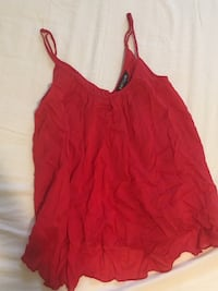 Super cute too! Size S from Express! :) Springfield, 22150