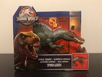 Jurassic World Legacy Collection Spinosaurus New 31 km