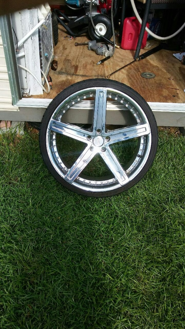 Used 22 Inch Iroc Rims And Tires For Sale For Sale In Warner Robins