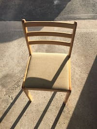 Chair - Wooden Frame  Toronto