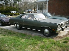 Plymouth - Duster - 1974