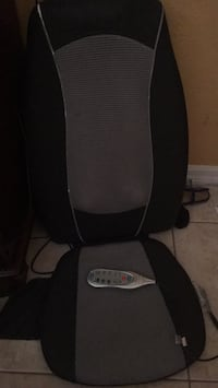 black and gray massage chair Kissimmee, 34759