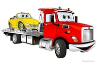 Flatbed Towing service starting at $100