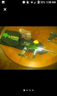 Paint ball gear and paint ball guns Indianapolis, 46222