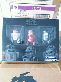 STAR WARS THE BLACK SERIES DROID 3 PACK FIGURES Toronto, M1W 2N8