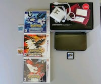 Nintendo3DS w/TONS of 3DS Games+Pokemon Game LOT Queens, 11385