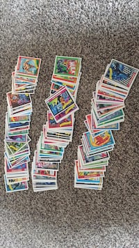 RARE Marvel Trading Cards complete 1990 set Avon, 46123