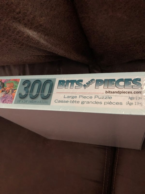 300 Piece Jigsaw Puzzle / NEW unopened 1