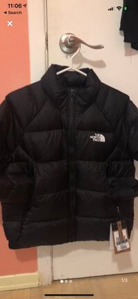 Brand new the north face