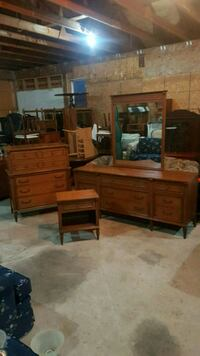 mid century gibbard dresser chest of drawers and n Brampton, L6X