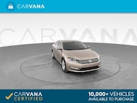 2015 VW Volkswagen Passat sedan 1.8T Limited Edition Sedan 4D Beige Gaithersburg