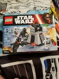 Lego star wars first order pack Tampa