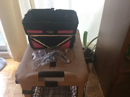 Pet-Pilot Max Dog or Cat Carrier for a bicycle