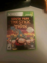 Xbox 360 game Stick of Truth Mississauga, L4Y 2A8