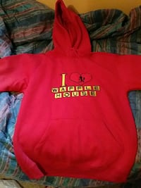 I love waffle house. I stab pp there hoodie New Castle, 19720