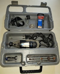 Dremel Type 5 MultiPro Rotary Kit/Case with Accessories UPPERMARLBORO