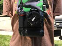 Used Nikon D7000 w/ 50mm 1.8 Fort Collins, 80521