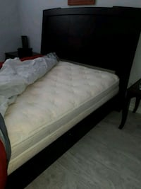 Bed mattress 2 bed side tables  Boisbriand, J7G 2V7