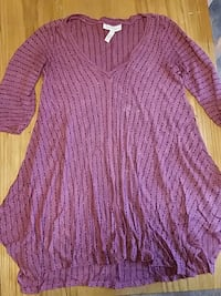 Maternity sweater dress Blacksburg, 24060