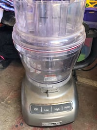 gray and black Black & Decker blender Bakersfield