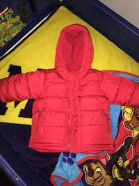 12-18 month old navy winter jacket. Like new  Grand Haven, 49417