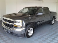 2018 Chevrolet Silverado 1500 4WD Crew Cab 143.5   Scarborough