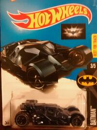 Hot wheels Dark Knight Batmobile Urbana, 43078