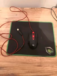 Monster Rgb Gaming Mouse 7200dpi
