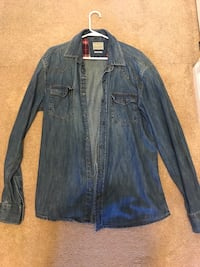 Selected Homme Denim Shirt XL