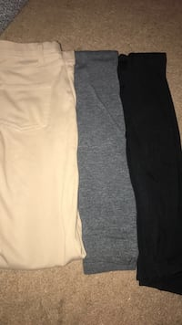 two white and black pants Akron, 44312