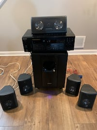 Audiofile Home Theater System 5.1