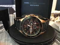 round gold Marc Jacbos chronograph watch Los Angeles, 90036