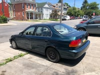 Honda - Civic - 1997 York