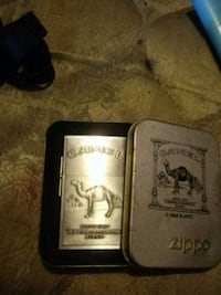 1996 limited edition camel zippo Hastings, 49058