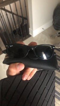 black sunglasses with black frames Vaughan, L6A 4P7