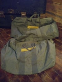 Military Avn or Airborn kit bags.  Summerdale, 36580