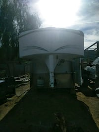 white and gray pop-up trailer Phoenix, 85042