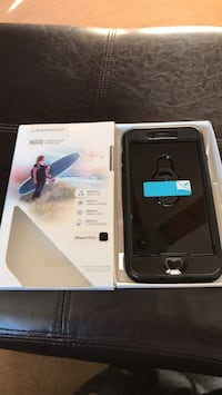 Lifeproof black brand new iphone 8 plus case Norwich, 06360