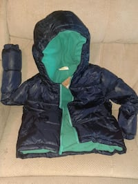 $45 boys 5 T PUFFER WINTER JACKET LIGHT AND COMFY  Manchester, 03103