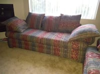 Sofa and Love Seat Highlands Ranch